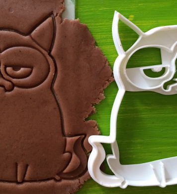 Можно ли коту печенье